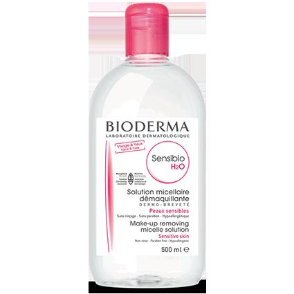 Bioderma Sensibio H2O Desmaquillante Pieles Sensibles 100ml