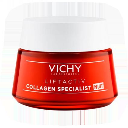 Vichy Liftactiv Colágeno Especialistas Noche 50ml
