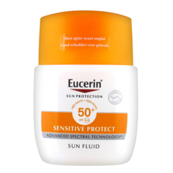 Eucerin Sensitive Protect Sun Fluid Spf50+ 50ml