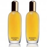 Clinique Aromatics Elixir Eau De Parfum Vaporisateur 2x25ml