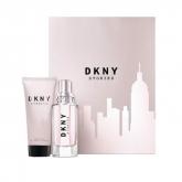 DKNY Stories Eau De Parfum Vaporisateur 50ml Coffret 2 Produits 2019