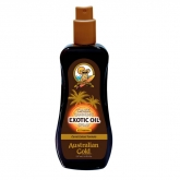 Australian Gold Dark Tanning Exotic Oil Vaporisateur 237ml
