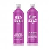 Tigi Bed Head Fully Loaded Shampoo 750ml Set 2 Produits 2017