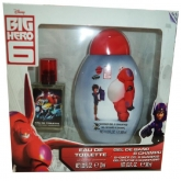 Disney Coffret Big Hero 6 Eau De Toilette Spray 30ml 2 Produits