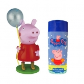 Peppa Pig Coffret Gel Douche 400ml 2 Produits