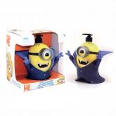 Cartoon Minions Figure Dracula 3D Gel Douche & Shampoing 500ml