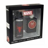 Cartoon Spiderman  Eau De Toilette Vaporisateur 100ml + Colonie 200ml
