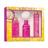 Britney Spears Fantasy Brume Vaporisateur 100ml Coffret 4 Produis 2019