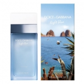Dolce And Gabbana Light Blue Love In Capri Eau De Toilette Vaporisateur 100ml