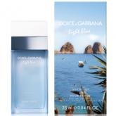 Dolce And Gabbana Light Blue Love In Capri Eau De Toilette Vaporisateur 25ml
