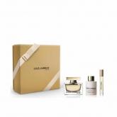 Dolce & Gabbana The One Eau De Parfum Vaporisateur 75ml Coffret 3 Produits 2017