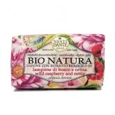 Nesti Dante Bio Natura Raspberry And Nettle Savon 250g