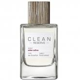 Clean Amber Saffron Eau De Parfum Vaporisateur 100ml