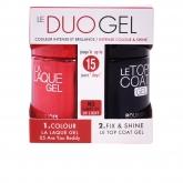Bourjois Le Duo Gel 05 Are You Reddy Coffret 2 Produits