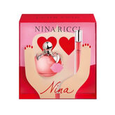 Nina Ricci Nina Eau de Toilette Spray 50ml Set 2 Piezas 2021