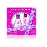 Ulric De Varens Mini Love Eau De Toilette Vaporisateur 25ml Coffret 2 Produits