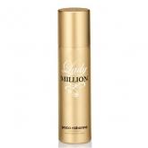 Paco Rabanne Lady Million Déodorant Vaporisateur 150ml