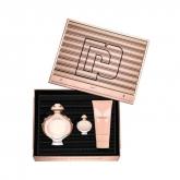 Paco Rabanne Olympea Eau de Parfum Vaporisateur 80ml Coffret 3 Produits 2019
