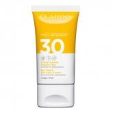 Clarins Dry Touch Sun Care Cream Spf30 Rostro 50ml
