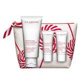 Clarins Moisture Rich Body Lotion Christmas Set 4 Piezas 2020