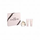 Coach New York Eau De Perfume Vaporisateur 90ml Coffret 3 Produits 2017