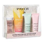 Payot Summer Travel Routine Set 4 Piezas