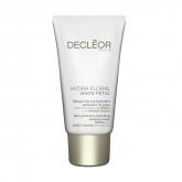 Decleor Hydra Floral White Petal Masque De Nuit Hydratant Perfecteur De Peau 50ml