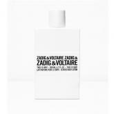 Zadig Et Voltaire This Is Her! Lait Parfume Pour Le Corps 250ml