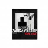Zadig And Voltaire This Is Him! Eau De Toilette Vaporisateur 50ml Coffret 2 Produits 2018