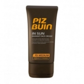 Piz Buin In Sun Radiant Face Cream Spf15 40ml