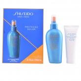 Shiseido Spray Solaire Protecteur Spf15 150ml Coffret 2 Produits