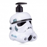 Star Wars Gel Shampooing Blanc 500ml