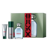 Hugo Boss Man Eau De Toilette Spray 125ml Set 3 Piezas 2020