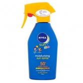Nivea Sun Kids Moisturising Sun Spray  Spf50 300ml