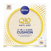 Nivea Q10+ Cushion 3 In 1 Care 02 Medium 15g