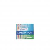 Tampax Compak Discreet Super 16 Unités