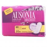 Ausonia Discreet Mini Serviettes Hygiéniques 20 Unités