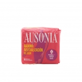 Ausonia Super Plus Avec Ailettes Serviettes Hygiéniques 10 Unités