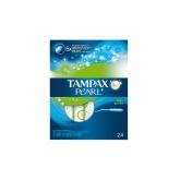 Tampax Pearl Super Tampones Con Aplicador 24