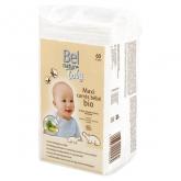 Bel Nature Baby Carrés 60 Unités