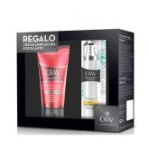 Olay Regenerist Luminous Spf20 Cream 50ml Coffret 2 Produits