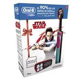 Oral B Cepillo Dental Eléctrico Niños Star Wars
