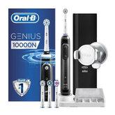 Oral-B Genius 10000N Sensi Ultrathin Cepillo De Dientes Eléctrico Set 5 Piezas