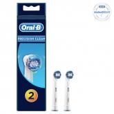 Oral-B Precision Clean Cabezales De Recambio, 2Uds.