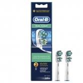 Oral-B Dual Clean Cabezal De Recambio 2Unidades