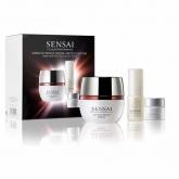 Sensai Cellular Performance Wrinkle Repair Cream 40ml Coffret 3 Produits 2017