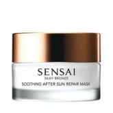 Kanebo Sensai Silky Bronze Masque Réparateur et Apaisant Après Soleil 50ml