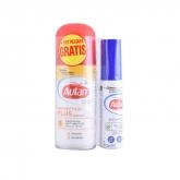 Autan Spray Sec Anti Moustique 100ml Coffret 2 Produits