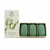 Woods Of Windsor Lily Of The Walley Savon 3x100g