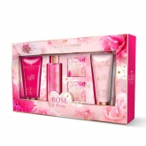 Grace Cole Rose And Peony Foam Bath 100ml Coffret 4 Produits 2018